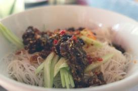 Beef Noodle Salad @ Sao Nam, Bukit Bintang